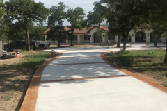 Concrete Stain and Polish in Austin, Texas